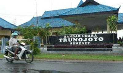 Dewan Pastikan Bandara Trunojoyo Beroperasi Awal 2015