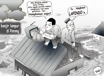 Lapindo Dilunasi Negara