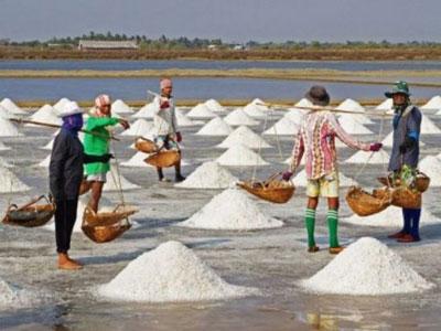 Garam Rakyat Bisa Hasilkan Kualitas Industri