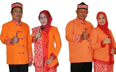 Wali Kota Mojokerto Lounching Pakaian Khas