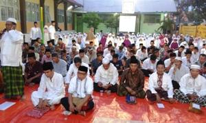 SMPN 5 Situbondo Gelar Istigasah Akbar Jelang UN