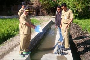 Petani Bondowoso Sambut Pembangunan Bendungan