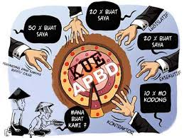 Anggaran SKPD Bojonegoro Baru Terserap 35 Persen