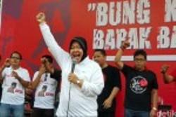 KPU Surabaya Belum Terima SK Pensiun Risma
