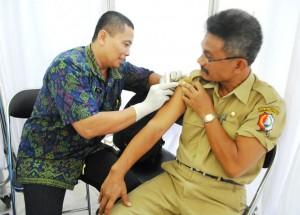 Dinkes Vaksin CJH Asal Bojonegoro