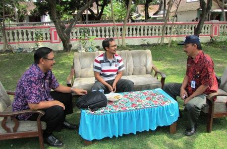 BKPPP Situbondo Gelar Penilaian di 3 Desa