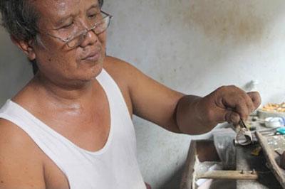 Motif Garang Digandrungi, Suyatno Siap Layani Permintaan Pasar
