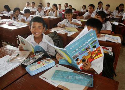 250 Sekolah di Kabupaten Blitar Terapkan K13