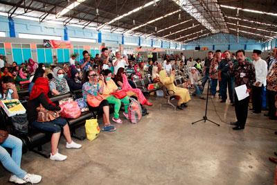 Jadi WTS, Puluhan Warga Jatim 'Dideportasi' dari Papua