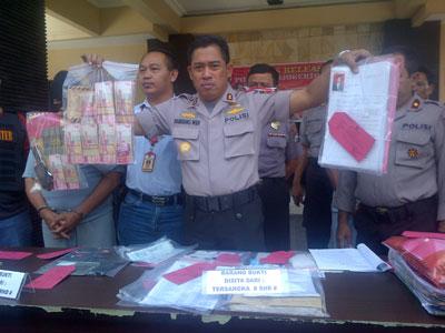 Sindikat Penipu 729 CPNS Dibekuk Polisi