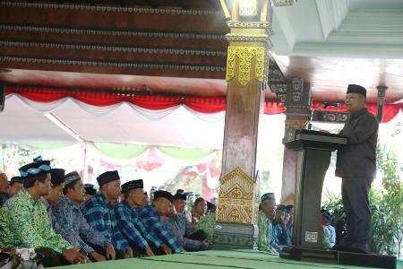 Bupati MKP Ingatkan JCH Jaga Fisik-Koordinasi
