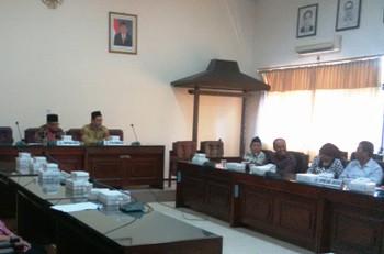 DPRD Gresik Studi Banding di Kab.Kediri