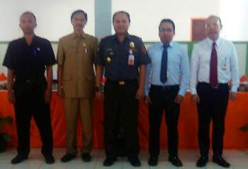 KPH Perhutani Bondowoso Sharing Pinus ke LMDH