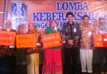 PKBM Situbondo Juara III Keberaksaraan Jatim