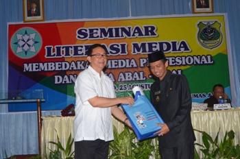 Kab.Bondowoso Undang Dewan Pers Jakarta
