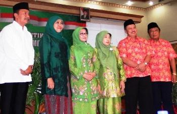 Wabup Jombang Pimpin PC Muslimat NU