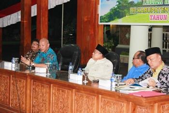 Tiga Kementerian RI Kunjungi Kab.Situbondo