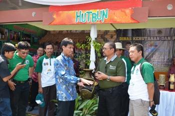 Pameran Potensi Desa Dukung Promosi Wisata