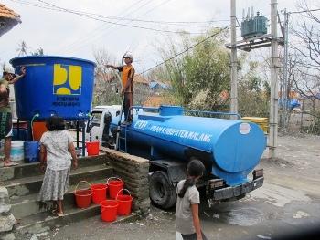 Kab.Sumenep Kehabisan Stok Air Bersih