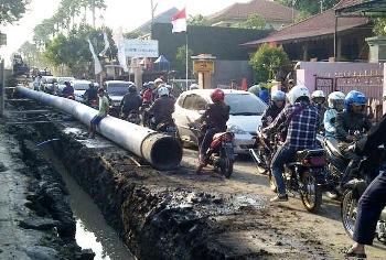 Permintaan Air Naik 30% di Kota Malang