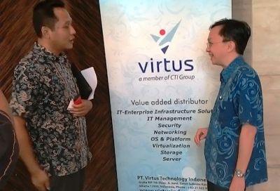 Virtus Security Siap Amankan Data Penting
