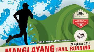 475 Pelari Ikuti 'Manglayang Trail Runnning'