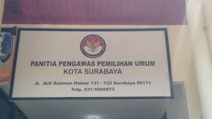 Honor Panwascam Kota Surabaya 'Macet'