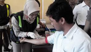 Polresta Probolinggo Gelar Vaksinasi Hepatitis