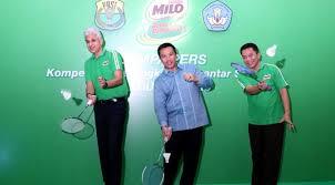 600 Atlet Bersaing di 'Milo Competition'