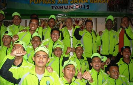 Balap Sepeda Jatim Juarai Pra PON Jabar