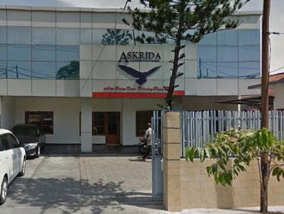 Askrida Target Perolehan Premi Rp10 Miliar