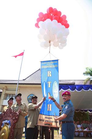 Pemprov-TNI AL Renov 1.600 RTLH Warga Pesisir
