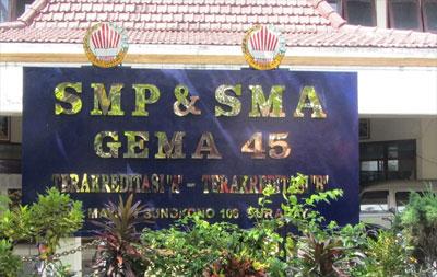 Sekolah di Surabaya Kaget Dihapus Dapodik