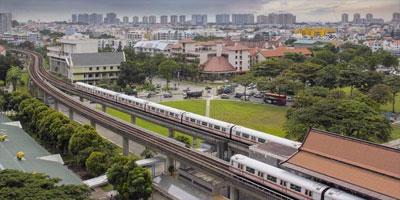 Pemprov Bangun Konsep Transportasi Megapolitan