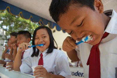 Bebaskan 155 Ribu Anak dari Penyakit Gigi
