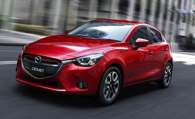 Giliran Surabaya Mendapat Mazda2