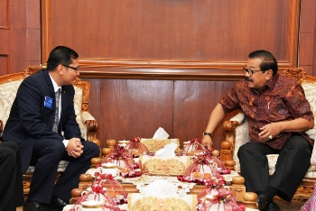 Gubernur Jatim Dukung Konferensi Rotary Club