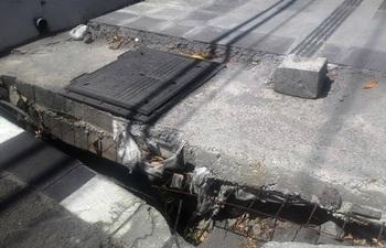 Pedestrian Tak Rampung Bahayakan Pejalan Kaki