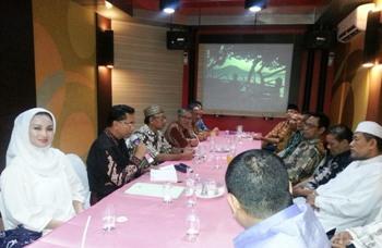 Paslon SeRaSi Jajaki Pimpinan Muhammadiyah