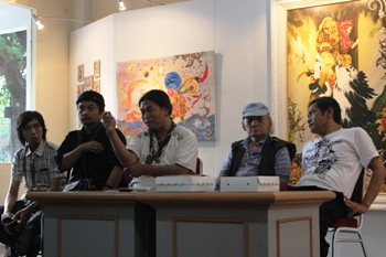 Dr Rasiyo-Risma Harus Bahas Kesenian Surabaya