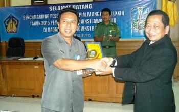 Diklatpim IV Benchmarking Adopsi Bali Mandara