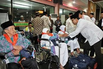 Wagub Jatim Usul Asrama Haji Direnovasi Modern