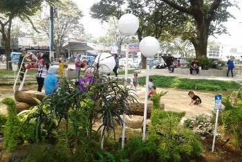 Playground Trunojoyo Kota Malang Layak Anak