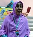42 Tahun Jualan Rujak, Berangkat Haji