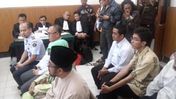 Saksi Imigrasi Ringankan Terdakwa Paspor Haji