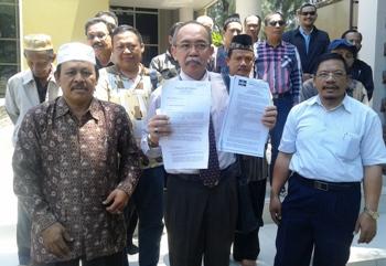 MWC se-Surabaya Gugat PWNU Jatim