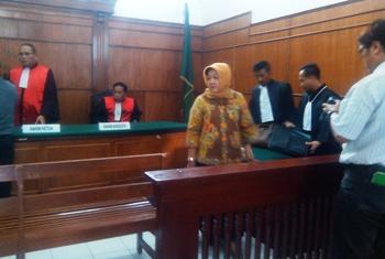Jaksa Kasasi Vonis Bebas Lurah Rungkut Kidul