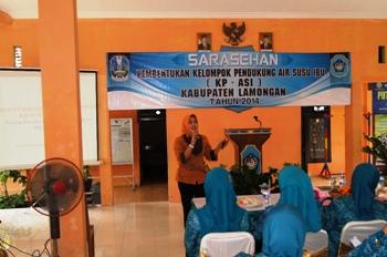 Propinsi Jawa Timur Kekurangan Tenaga Gizi