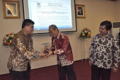 Kota Mojokerto Bakal Dimekarkan Jadi Tiga Kecamatan