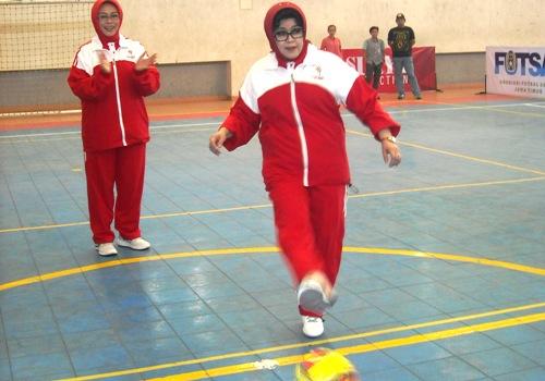 25 Tim Futsal Berebut Piala Bude Karwo